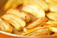 焼きバナナ・チョコがけの作り方2