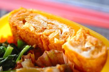 キムチの卵焼き