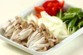 豚肉のマヨジンジャー炒めの下準備3