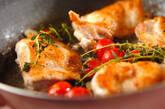 チキンのケイパーソテーの作り方2