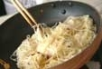 炒め素麺の作り方2