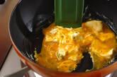チーズスクランブルエッグの作り方2