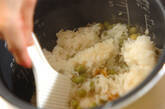 豆ご飯の作り方6