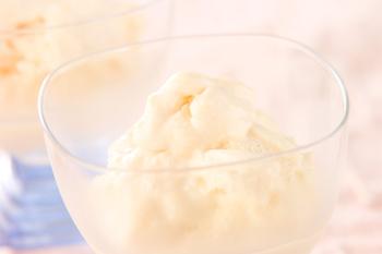 サツマイモアイス