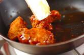 鶏の唐揚げ甘酢和えの作り方2
