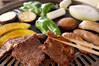 ワイワイ!焼き肉の作り方の手順