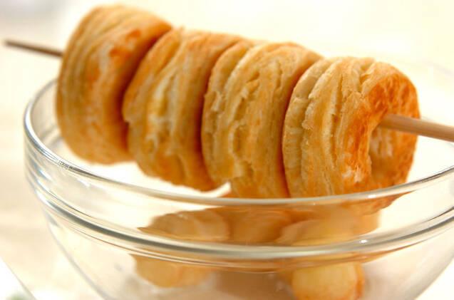 クロナッツ~キャラメルバナナ添え~の作り方の手順7