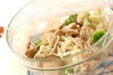 キノコのダイエット炒めの作り方3