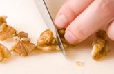 クルミ汁粉の作り方2