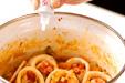 シーフードのベジトマ煮の作り方4