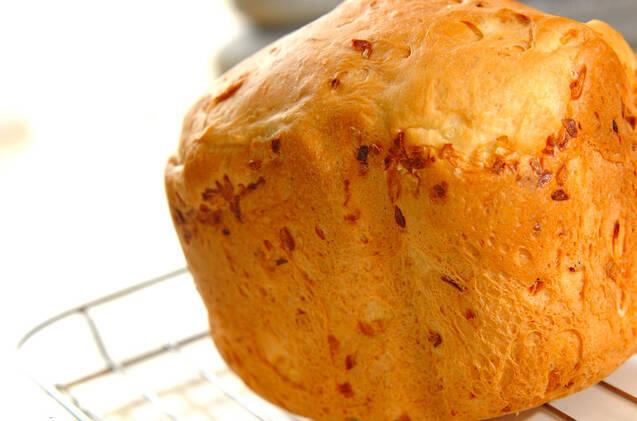 新玉ネギの食パンの作り方の手順3