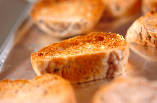 ガーリックトーストの作り方の手順4