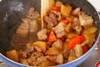 大根と豚肉の中華煮の作り方の手順10