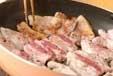 豚バラのS&Pソテーの作り方1