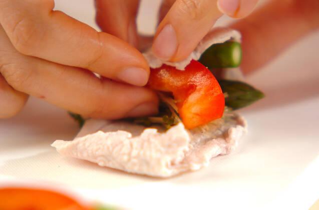 ゆで豚のおろしがけの作り方の手順6