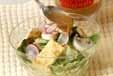 油揚げキャベツの酢の物の作り方3
