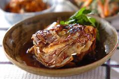 魚のアラの煮物