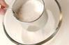 冷製シュゼット風クレープイチゴソースの作り方の手順1