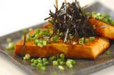 豆腐のステーキ・カレー風味の作り方4