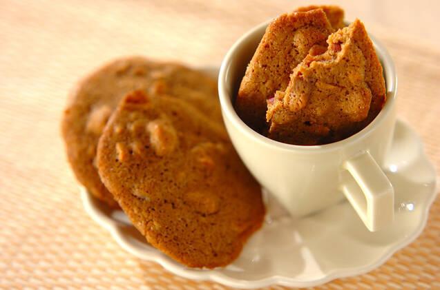 コーヒーナッツクッキー