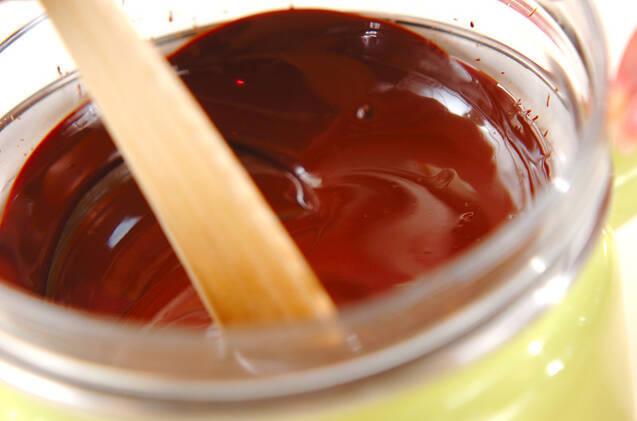 栗チョコの作り方の手順1