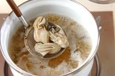 揚げ餅のあんかけの作り方2