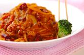 カレースープスパゲティーの作り方4