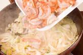 中華風エビのマヨ炒めの作り方7
