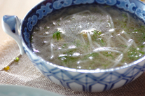 鶏のスープ