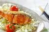 鮭の唐揚げの作り方の手順