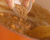 豆のベジタリアンカレーの作り方7