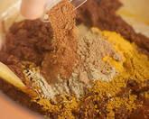 豆のベジタリアンカレーの作り方4