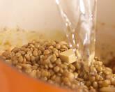 豆のベジタリアンカレーの作り方6