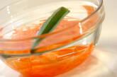 素麺と長芋の酢の物の作り方5