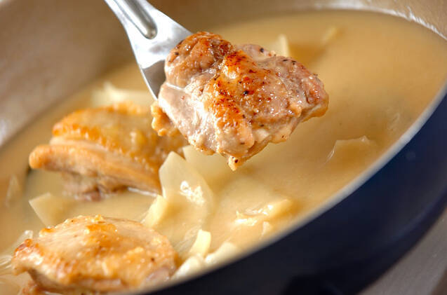 鶏肉のレモンソースの作り方の手順9