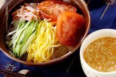 冷やしゴマ素麺