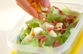 シーザー風サラダの作り方2