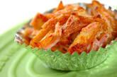 さつま揚げのカレーマヨ焼きの作り方2
