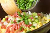 レタス包み炒飯の作り方9