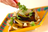 ナスのスイートチリ炒めの作り方2