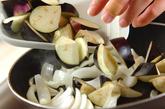 ナスのスイートチリ炒めの作り方1
