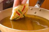 シーフード揚げパンの作り方4