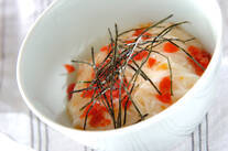 長芋梅素麺