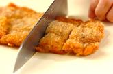 豚肉の重ねカツの作り方4