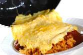 チーズオムライスの作り方4