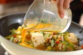 ゴーヤと豚肉の炒め物の作り方9