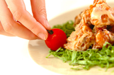 鶏マヨの作り方3