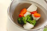 野菜の温サラダの作り方6