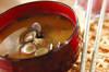 シジミのみそ汁