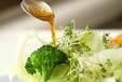 レタスの彩りサラダの作り方7